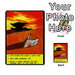 Merchant Sentinels By Manchi   Multi Purpose Cards (rectangle)   R9bzop1mxvxw   Www Artscow Com Back 6