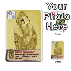 Merchant Sentinels By Manchi   Multi Purpose Cards (rectangle)   R9bzop1mxvxw   Www Artscow Com Front 34