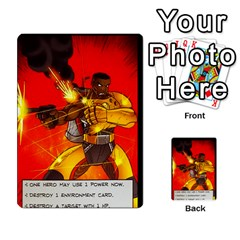 Merchant Sentinels By Manchi   Multi Purpose Cards (rectangle)   R9bzop1mxvxw   Www Artscow Com Back 5