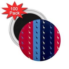 Giraffentapete 2 25  Button Magnet (100 Pack) by Siebenhuehner