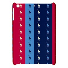 Giraffentapete Apple Ipad Mini Hardshell Case by Siebenhuehner