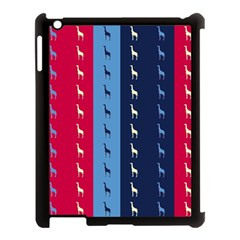 Giraffentapete Apple Ipad 3/4 Case (black) by Siebenhuehner