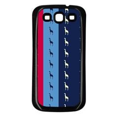 Giraffentapete Samsung Galaxy S3 Back Case (black) by Siebenhuehner