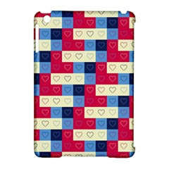 Hearts Apple Ipad Mini Hardshell Case (compatible With Smart Cover) by Siebenhuehner