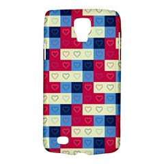 Hearts Samsung Galaxy S4 Active (i9295) Hardshell Case by Siebenhuehner