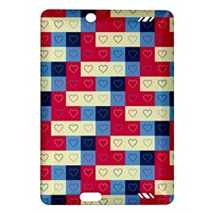 Hearts Kindle Fire Hd 7  (2nd Gen) Hardshell Case by Siebenhuehner