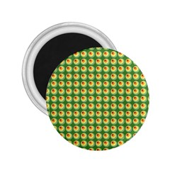 Retro 2 25  Button Magnet by Siebenhuehner