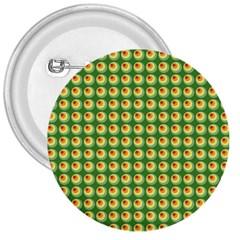 Retro 3  Button by Siebenhuehner