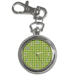 Retro Key Chain Watch by Siebenhuehner