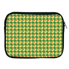 Retro Apple Ipad Zippered Sleeve by Siebenhuehner