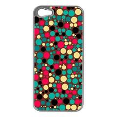 Retro Apple Iphone 5 Case (silver) by Siebenhuehner