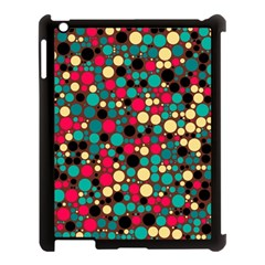 Retro Apple Ipad 3/4 Case (black) by Siebenhuehner