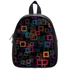 Retro School Bag (small) by Siebenhuehner