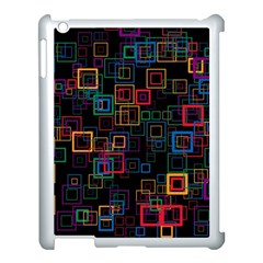 Retro Apple Ipad 3/4 Case (white) by Siebenhuehner