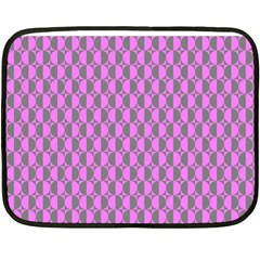 Retro Mini Fleece Blanket (two Sided) by Siebenhuehner