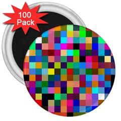 Tapete4 3  Button Magnet (100 Pack) by Siebenhuehner