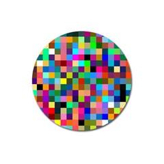 Tapete4 Magnet 3  (round) by Siebenhuehner
