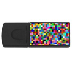 Tapete4 4gb Usb Flash Drive (rectangle) by Siebenhuehner