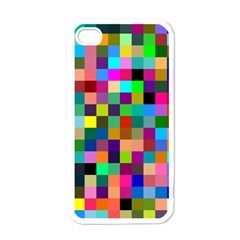 Tapete4 Apple Iphone 4 Case (white) by Siebenhuehner