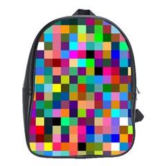 Tapete4 School Bag (xl) by Siebenhuehner