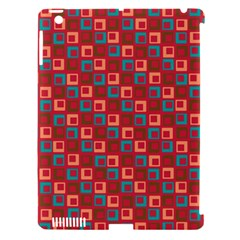 Retro Apple Ipad 3/4 Hardshell Case (compatible With Smart Cover) by Siebenhuehner