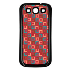 Retro Samsung Galaxy S3 Back Case (black) by Siebenhuehner