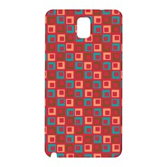 Retro Samsung Galaxy Note 3 N9005 Hardshell Back Case by Siebenhuehner