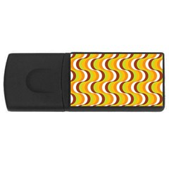 Retro 4gb Usb Flash Drive (rectangle) by Siebenhuehner