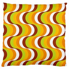Retro Large Cushion Case (two Sided)  by Siebenhuehner