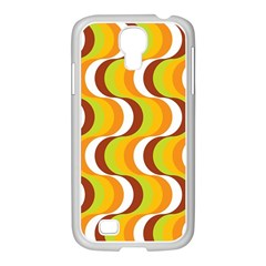 Retro Samsung Galaxy S4 I9500/ I9505 Case (white) by Siebenhuehner