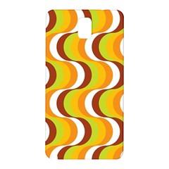 Retro Samsung Galaxy Note 3 N9005 Hardshell Back Case by Siebenhuehner