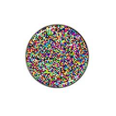 Color Golf Ball Marker 4 Pack (for Hat Clip) by Siebenhuehner
