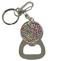Color Bottle Opener Key Chain by Siebenhuehner