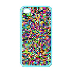 Color Apple Iphone 4 Case (color) by Siebenhuehner