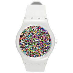 Color Plastic Sport Watch (medium) by Siebenhuehner