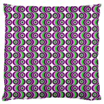 Retro Large Cushion Case (Single Sided)  Front