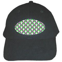 Retro Black Baseball Cap by Siebenhuehner