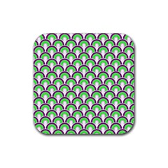 Retro Drink Coaster (square) by Siebenhuehner