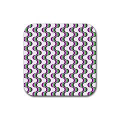 Retro Drink Coasters 4 Pack (square) by Siebenhuehner