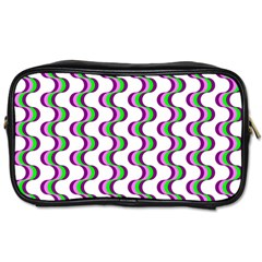 Retro Travel Toiletry Bag (two Sides) by Siebenhuehner