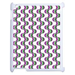 Retro Apple Ipad 2 Case (white) by Siebenhuehner
