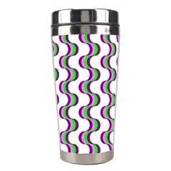 Retro Stainless Steel Travel Tumbler by Siebenhuehner