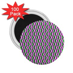 Pattern 2 25  Button Magnet (100 Pack) by Siebenhuehner