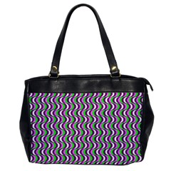 Pattern Oversize Office Handbag (one Side) by Siebenhuehner