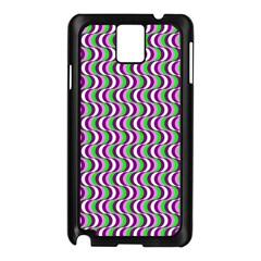 Pattern Samsung Galaxy Note 3 N9005 Case (black) by Siebenhuehner