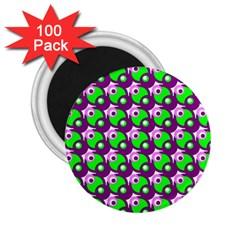 Pattern 2 25  Button Magnet (100 Pack) by Siebenhuehner