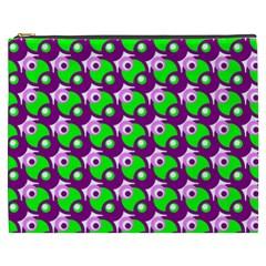 Pattern Cosmetic Bag (xxxl) by Siebenhuehner