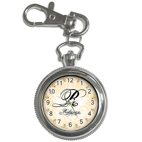 Keychain Watch By Althea Robotham   Key Chain Watch   Flnijnahjs78   Www Artscow Com Front