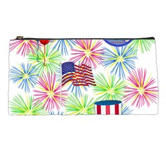 Patriot Fireworks Pencil Case by StuffOrSomething