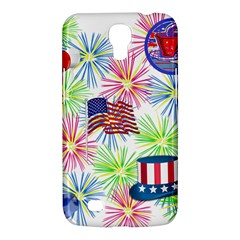 Patriot Fireworks Samsung Galaxy Mega 6 3  I9200 Hardshell Case by StuffOrSomething